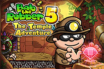 Bob the Robber 5 - Temple Adventure