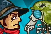Van Helsing vs. Skeletons