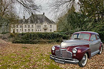 Abandoned Chateau Escape