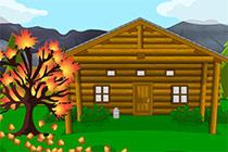 Autum Cabin Escape