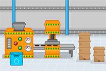 Candy Workshop Escape