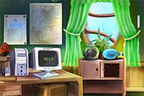 Cartoon Home Escape 2