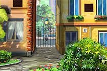 Cartoon Street Escape 2