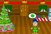 Christmas Lodge Escape