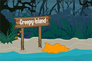 Escape Creepy Island
