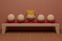 Escape Game Egg Cube