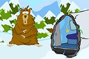 Escape Icy Mountain