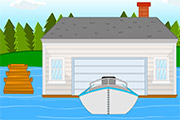 Escape Old Boathouse