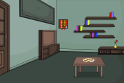 Evalie Color Room Escape