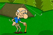 Grandpa Survival Escape