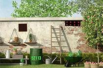 Green Garden Escape