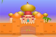 Hooda Escape With Aladdin's Lamp
