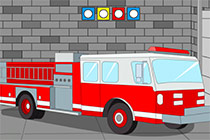Locked in Escape: Firehouse