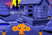 Monkey Go Happy - Halloween
