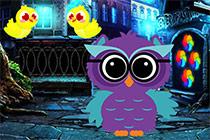 Ruler Owl Escape