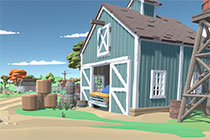 Sneaky Farm Escape 3D