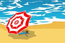 Vacation Escape Magic Beach
