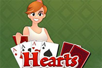 Hearts Cardgame