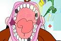 Ape Dentist