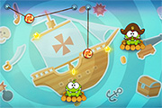 Cut the Rope - Timetravel