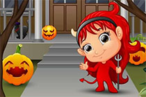 Find the Differences - Halloween