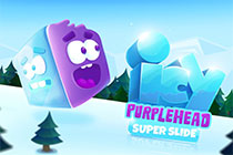 Icy Purple Head 3 - Superslide
