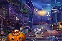 Lost on Halloween