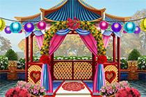 Mary Knots Garden Wedding Hidden Objects