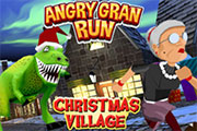 Angry Gran Run - Christmas Village