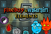 Fireboy and Watergirl 5 - Elements
