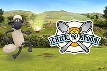 Shaun the Sheep - Chick'n'Spoon