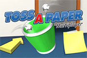 Toss a Paper - Multiplayer