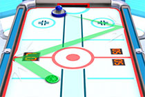 3D Air Hockey