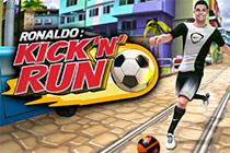 Christiano Ronaldo KicknRun