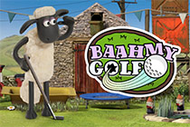 Shaun the Sheep - Baahmy Golf