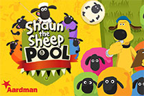 Shaun the Sheep - Pool